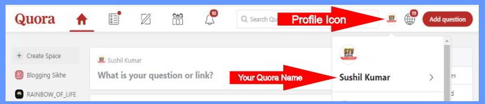 How to earn money from Quora Spaces